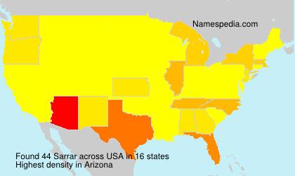 Sarrar - USA