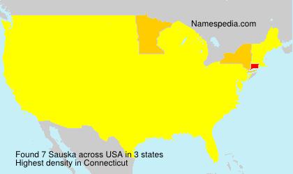 Sauska - USA