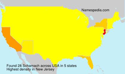 Schamach