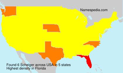 Scheiger - USA