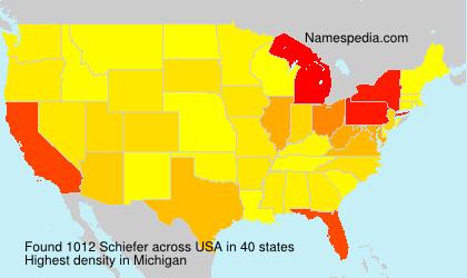 Schiefer - USA