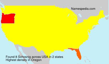 Schosnig - USA