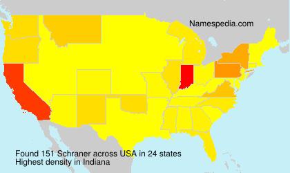 Schraner - USA