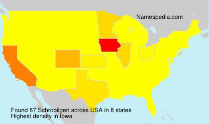 Schrobilgen - USA