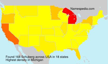 Schuberg - USA