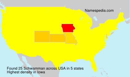 Schwamman