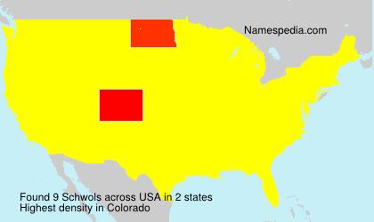 Schwols - USA