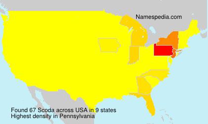 Scoda - USA