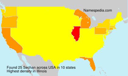Sechan - USA