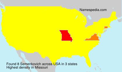 Semenkovich