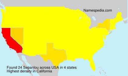 Sepanlou - USA