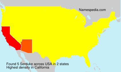 Serduke - USA