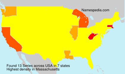 Surname Series in USA