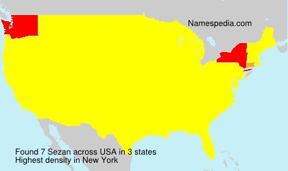 Sezan - USA