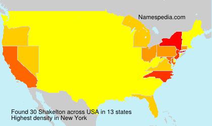 Shakelton - USA