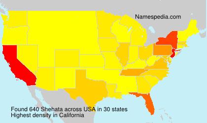 Shehata - USA