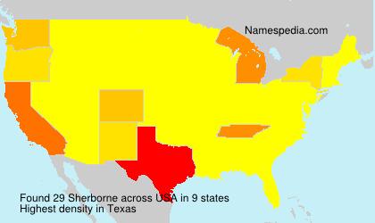 Sherborne - USA