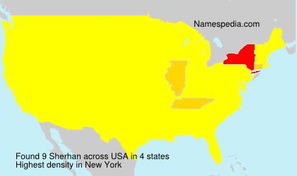 Sherhan - USA