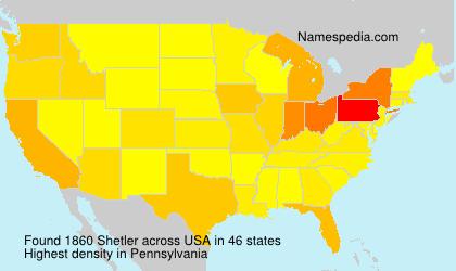 Shetler - USA