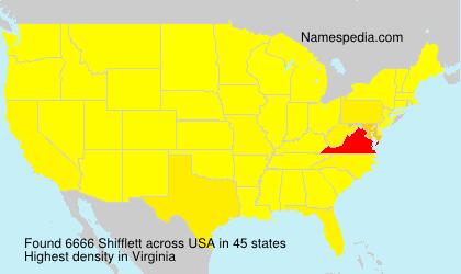 Shifflett