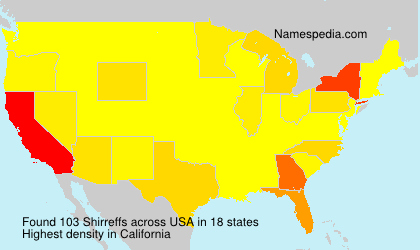 Shirreffs
