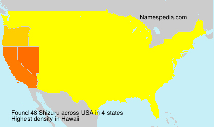Shizuru - USA