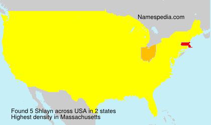 Shlayn - USA