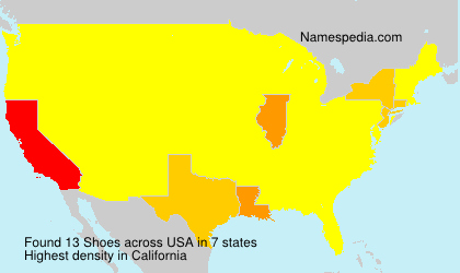 Surname Shoes in USA