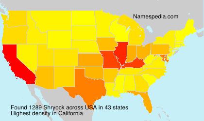Shryock