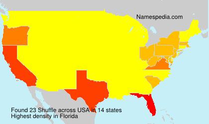 Shuffle - USA