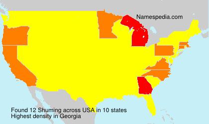 Shuming - USA