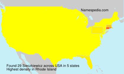 Sieczkiewicz - USA