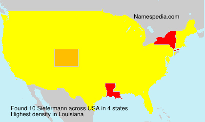 Siefermann - USA