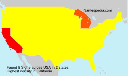 Sighe - USA