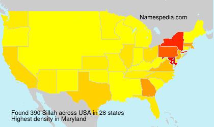 Sillah - USA