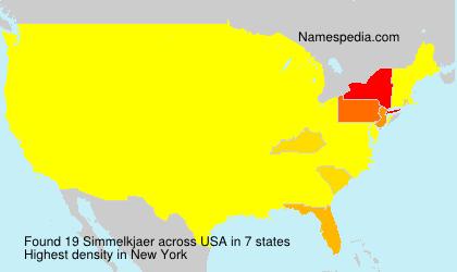 Simmelkjaer - USA