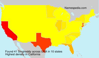 Singireddy - USA