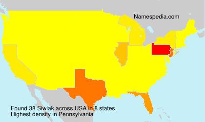 Siwiak - USA