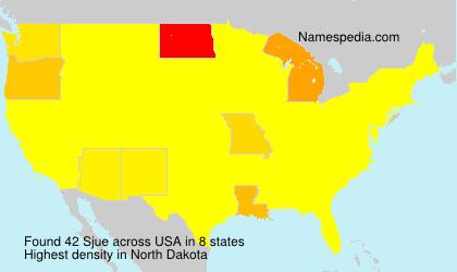 Sjue - USA
