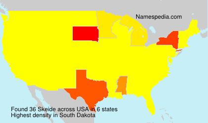 Skeide - USA