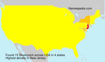 Skurkovich