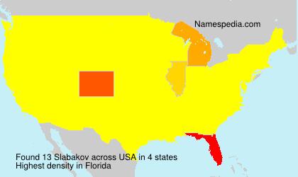 Slabakov