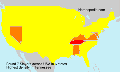 Surname Slayers in USA