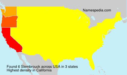 Slembrouck