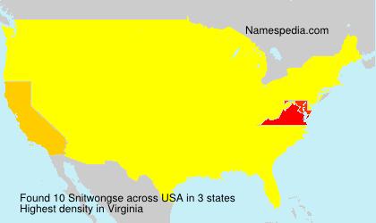 Snitwongse - USA