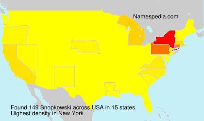 Snopkowski