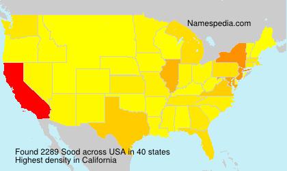 Sood - USA