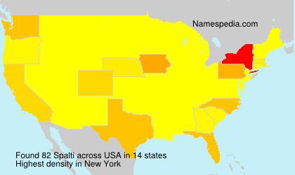 Spalti - USA