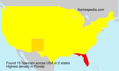 Speziani - USA