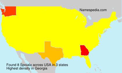Spoiala - USA